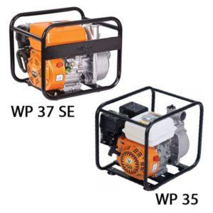Motorna pumpe za vodu WP 37 SE / WP 35