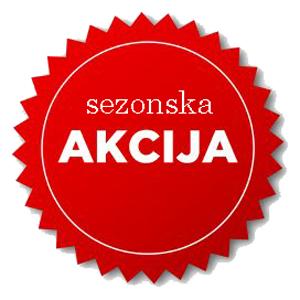 SEZONSKA AKCIJA