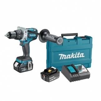 Akumulatorska bušilica - odvijač Makita DDF481RFE