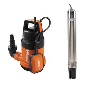 Potapajuće/dubinske pumpe
